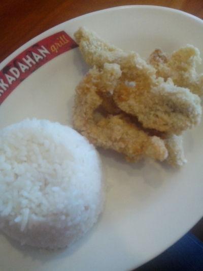 chicken fritters. Eyeem Philippines Food