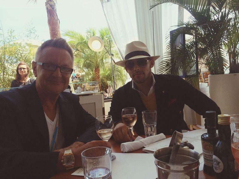 Cannes Film Festival Monaco GP