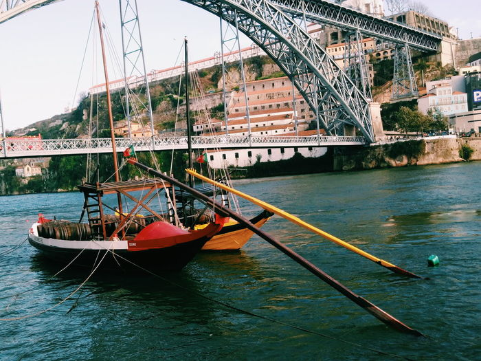 The Journey Is The Destination On The Boat Porto Hello World Relaxing You Can Count On Me On The Way Escaping Walking Around Fresh Air Coffee And Cigarettes People Watching Waves, Ocean, Nature Vila Nova De Gaia Estamosjuntos
