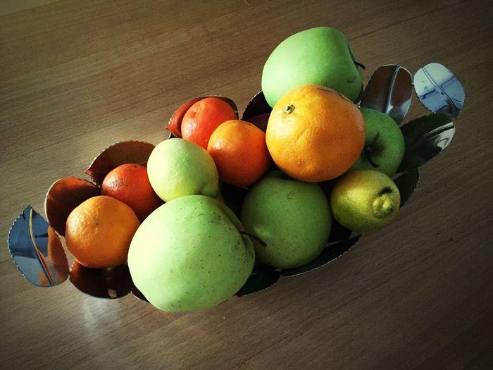 Fruit Fruit Bowl Still Life Food