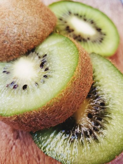 Fruit SLICE Kiwi - Fruit Close-up Food And Drink Green Color
