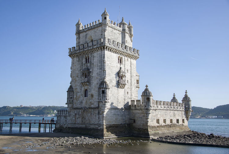 Belem tower in