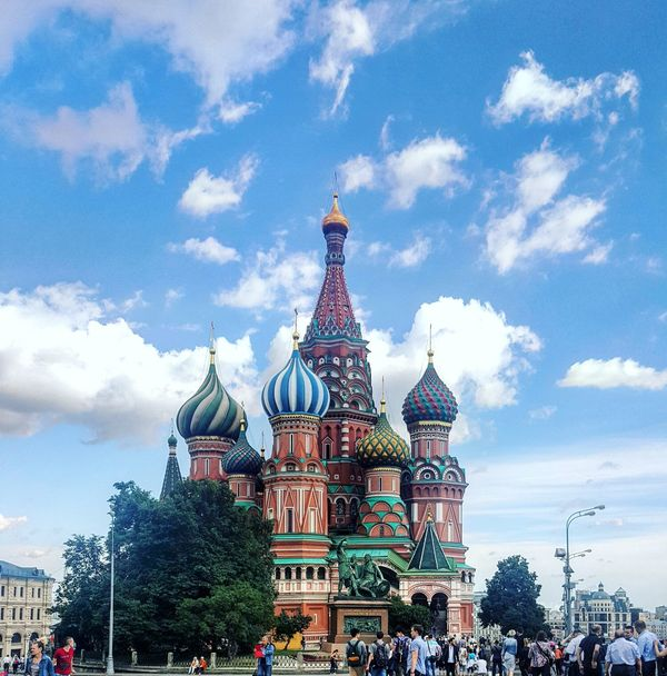 Moscow Trip July 2016 Russia Photo Москва столица Capital