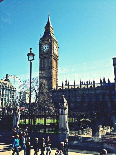 UK Trip Memory-London