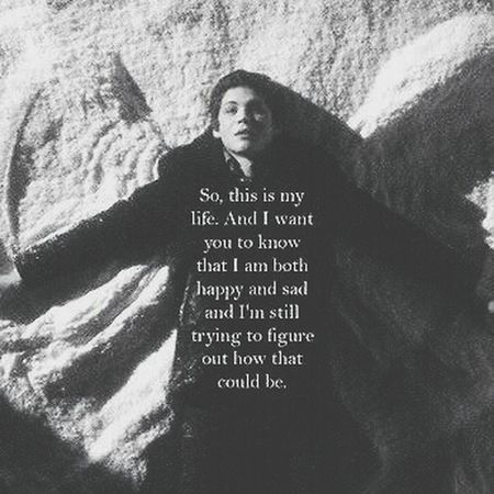 Quotes Quote The Perks Of Being A Wallflower