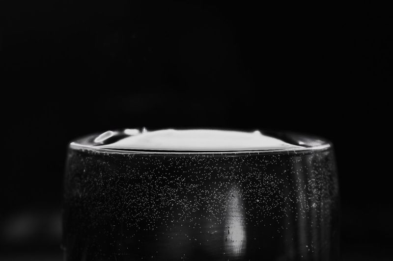 Black Background Close-up No People Tin Day Monochrome Photography Glass Water Focus On Foreground Grey Blackandwhite EyeEm Best Shots EyeEmBestPics Eyemphotography Eyem Gallery Chrismas Christmastime