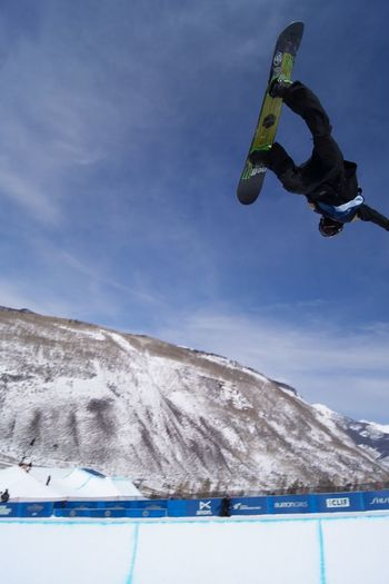 Snowboarding Usopen Showcase: January