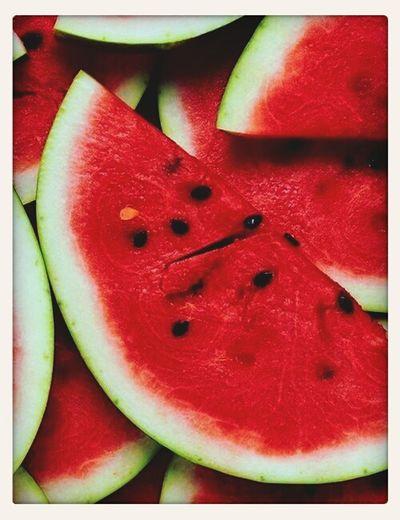 Watermelons. Арбузы.:3 Enjoying Life