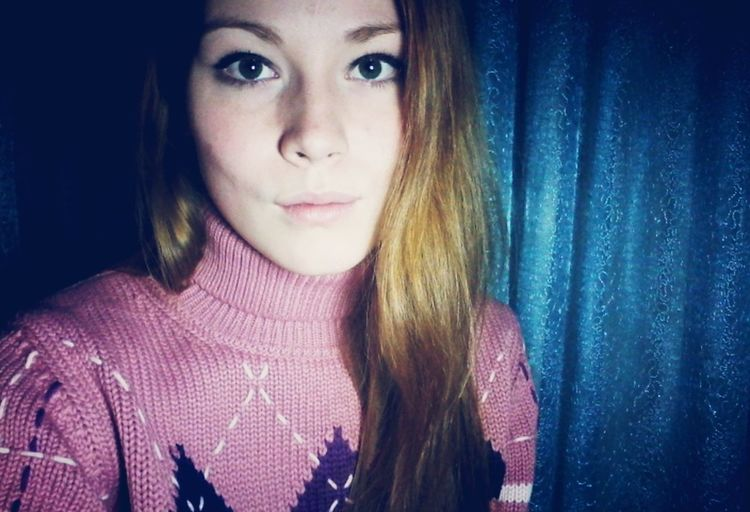 Winter Cold Sweater