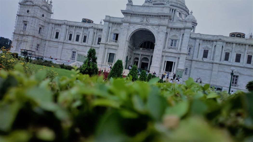 Waoo Architecture Building Exterior Day History India Indian Low Angle View No People Plant
