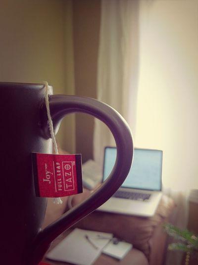 Tea And Work