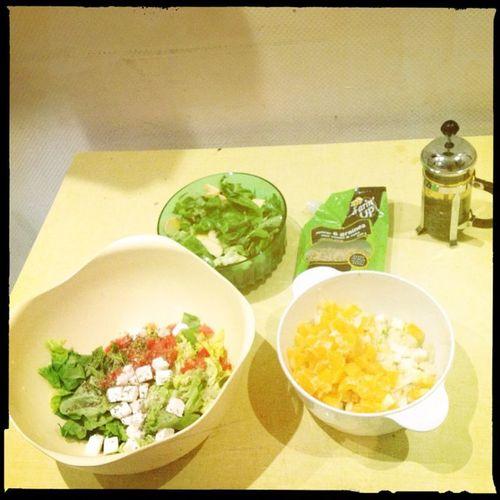 Salad Health Healthy Vegan Raw Bio Veggies Greentea Rawfood Healthylife Cancerfree Learninghowtoeathealthy Antioxydant Foodagainstcancer