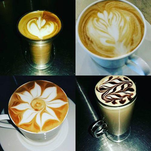 Creativephoto Coffeepouring Cofeeartist Latteart Coffeelover Desperatetolearn Onedayillperfectit ...