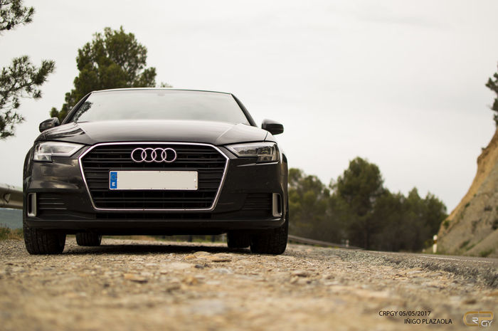 Audi A3 Jaca Audi Audi A3 Be. Ready. EyeEmNewHere EyeEm Selects CRPGY Crafted Beauty Ruta Huesca Car Carphotography Sportphotography Carphotographer Esencia Cosas De La Vida Dj Outdoors Tree Day Sky No People Auto Racing