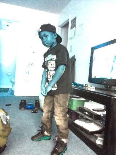 Lil Bro On His Bday