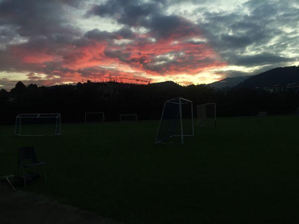 Sunset School Mountain Cumbaya Quito