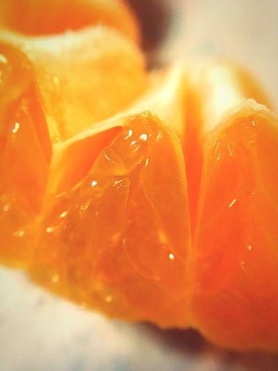 Eyeemfivesenses/taste Juicy Oranges Triangle Macro_collection