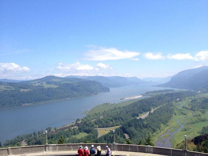 Oregon Columbia