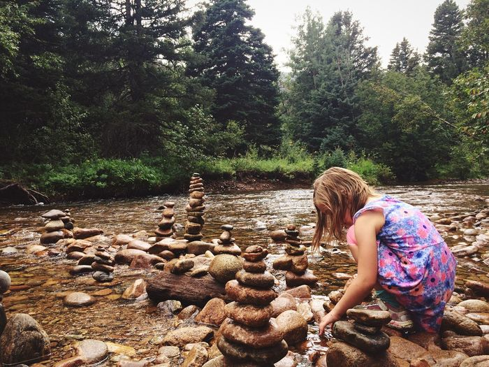 Colour Of Life Colorado Rocky Mountains River Family Time Freedom Buitifull