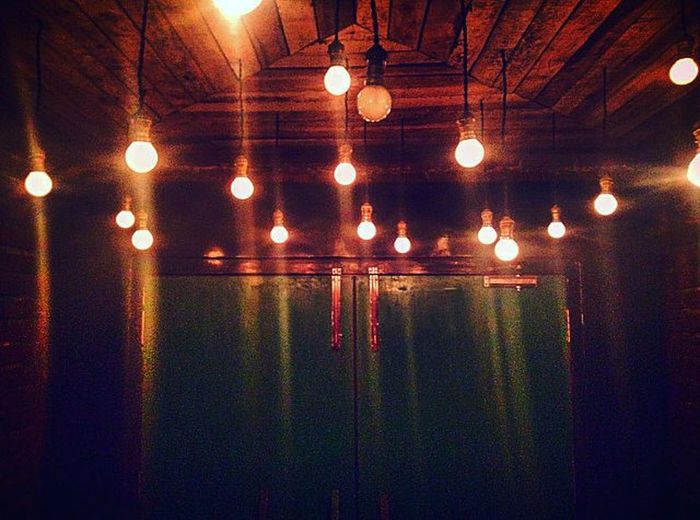 Bulbs and lights make my world bright 😄