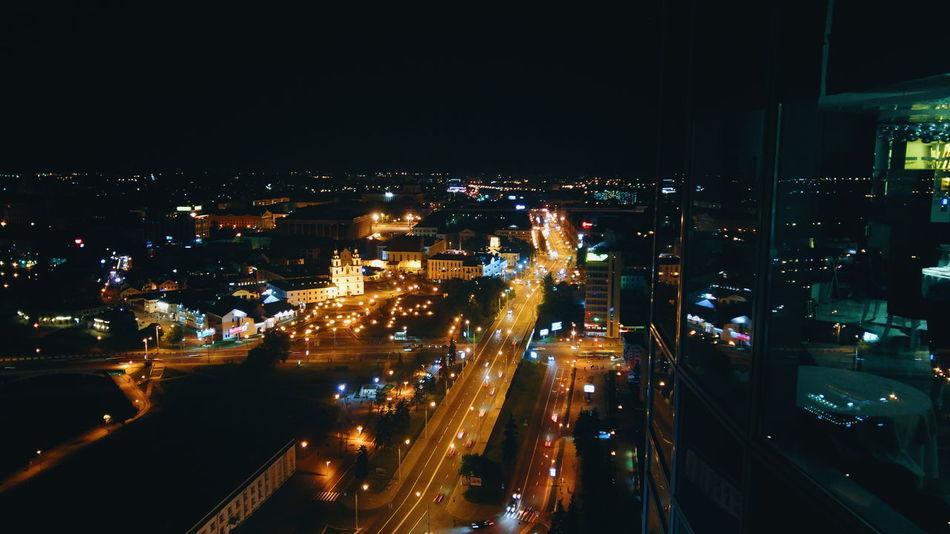 Minsk Minskcity  Minsknight Minsk,Belarus Minskgram Minsk City Nightminsk Nightcity Minsk Aerial