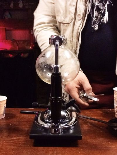 Syphon Syphone Coffe  Vacuum Coffee Maker