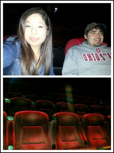 movies to ourselves
