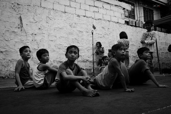 Intramuros,manila Philippines Intramuros Children Childhood Streetphotography Street Monochrome Blackandwhite Fujifilm_xseries Fujifilm Shotbyxy