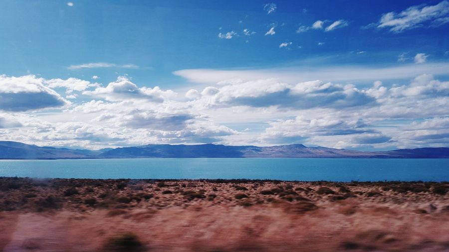 Steppes Patagonia Bus Colors Landscape Chile Beauty Of Nature Travel Arid Climate EyeEm Eyem Best Shots