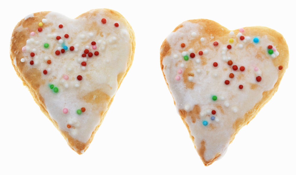 Alsatian cokies isolated against a white background. Alsatian Food Christmas Food And Drink Bakery Biscuits Christmastime Cookie Cut Out Cut Out On White Food Food And Drink Food Porn Freshness Heart Shape Ready-to-eat Studio Shot Sweet Food Two White Background