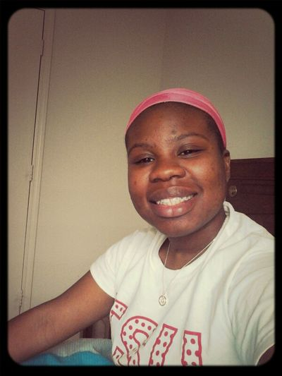 Chilln With My Hairwrap On