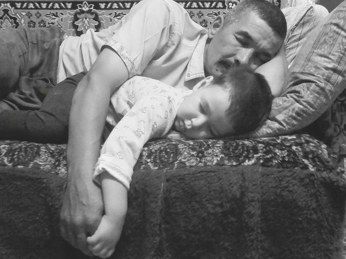 Father & Son Family Fathersday Fatherlove Father And Child Parents And Children Parent Parents ❤❤❤ Parents Love Sweets Sweet Dreams Dreamlike