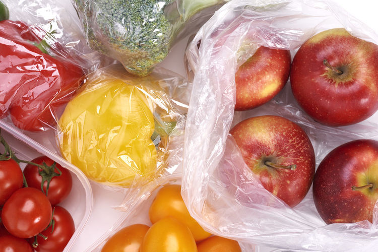 Plastic bags of fruits and vegetables Plastic Recycling Plastic Bag Vegetable Fruit Bag Shopping Bag Food Single Use Zero Waste Pollution Water Pollution Garbage Ecology Eco Organic Healthy Eating Environment Protection Environmental Conservation Environment Protection Care Earth Ecosystem  Environmental Damage Problems Environmental Issues Global Warming Eco Friendly Social Issues Close Up Food And Drink