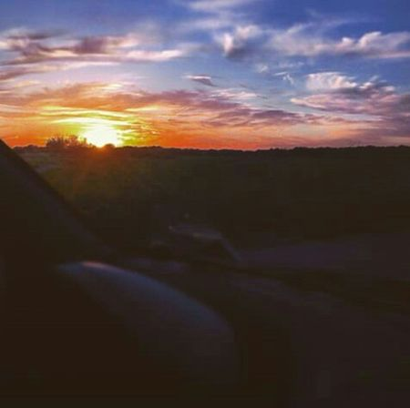 Relaxing Beautiful Nature Nature Photography EyeEm Nature Lover Tramonto Peace And Quiet Moment Of Silence