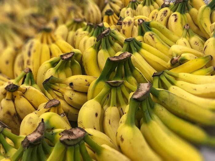 Roasted bananas