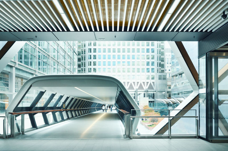 Architecture Architecture_collection Modern Architecture Airport Architecture Built Structure Business City Corridor Day Modern No People Office Railing Skyscraper Technology Tunnel Urban Window The Graphic City