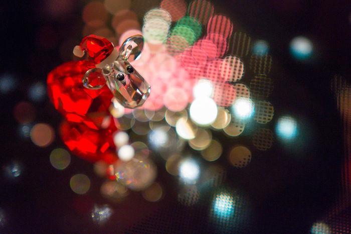 Bokehlicious Thun Xmas Xmas Decorations Bokeh Bokeh Photography Christmas Christmas Decoration Close-up Illuminated Indoors  Night No People Svarovski Thunderstorm