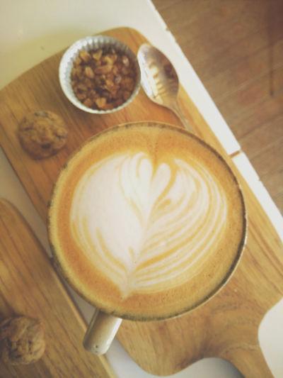 Latteart Relaxing Enjoying Life Coffee