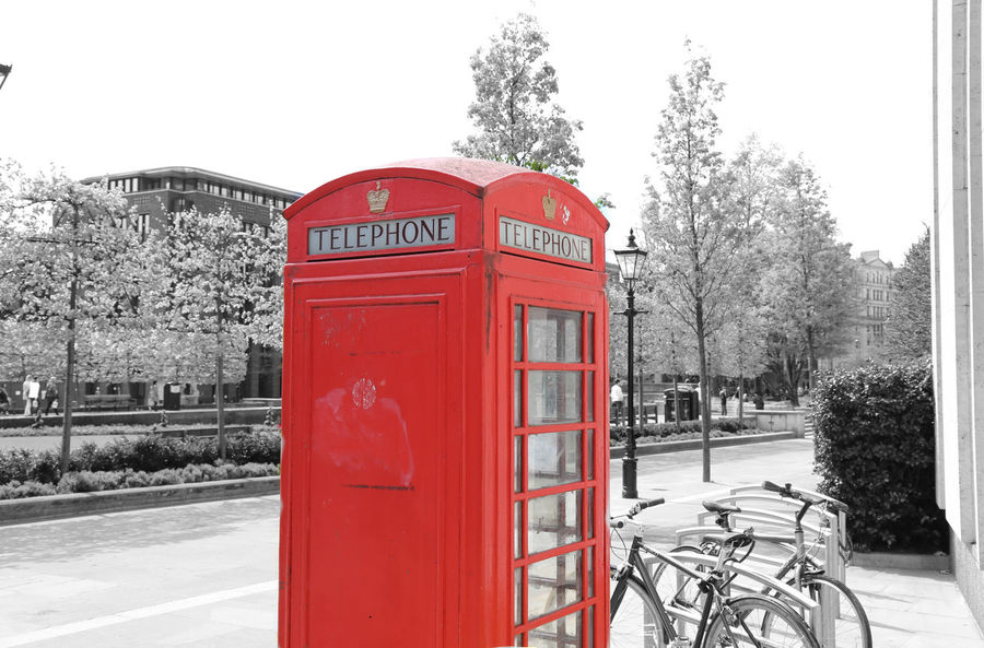 Blackandwhite City City Life Classic Cold Colors Communication Connection Culture London Non-urban Scene Outdoors Pay Phone Red Red Phone Boxes Roadside Snow Street Telephone Telephone Booth Text Tourism Tree London Lifestyle Postcode Postcards