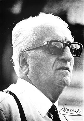 """No one remembers who took the second place, and that will never be me"" Enzo Ferrari Ferrari Scuderia Ferrari Formula1 #F1"