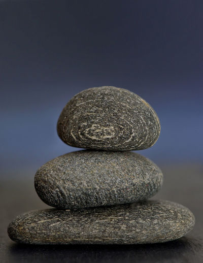 pile of pebble stones isolated in nature Balance Close-up ELLIPSE Gray Background Nature No People Pebble Pebble Stones Spirituality Stone - Object Studio Shot Zen-like