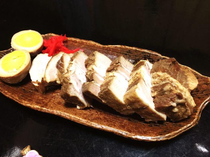 焼き豚 手料理