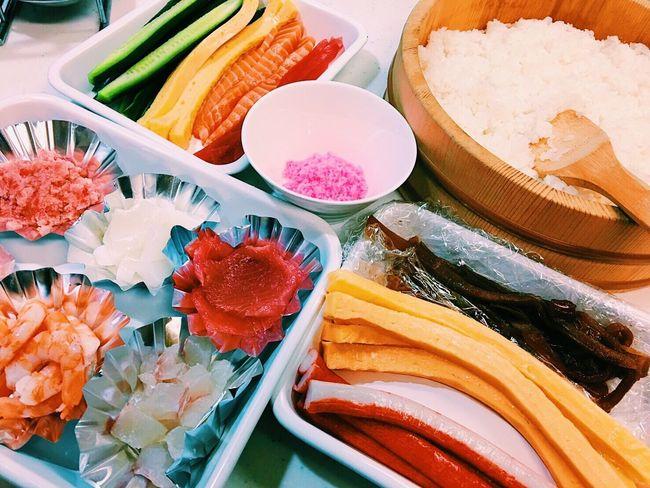 節分 Japanese Culture Japanese Food Food Japan 巻き寿司 お刺身 恵方巻 Seafoods Sushi Cooking