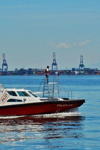 Boat Motoboat