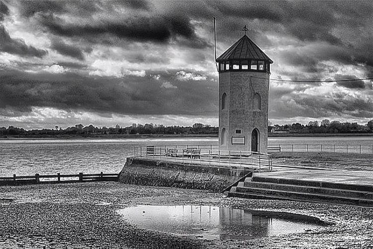 Black & White Brightlingsea