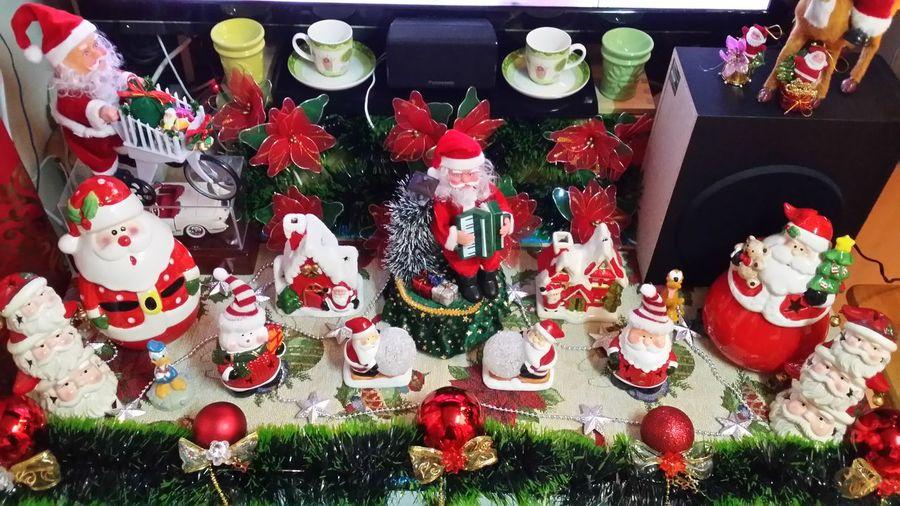 Christmas spirit 2014 in my room Hello World