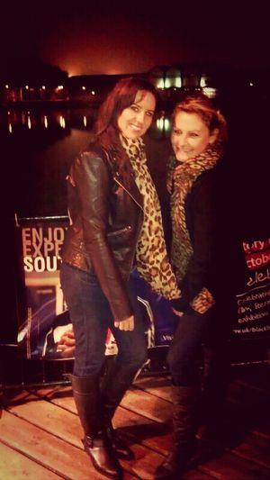 Bestfriends <3 Happy London Nightlife