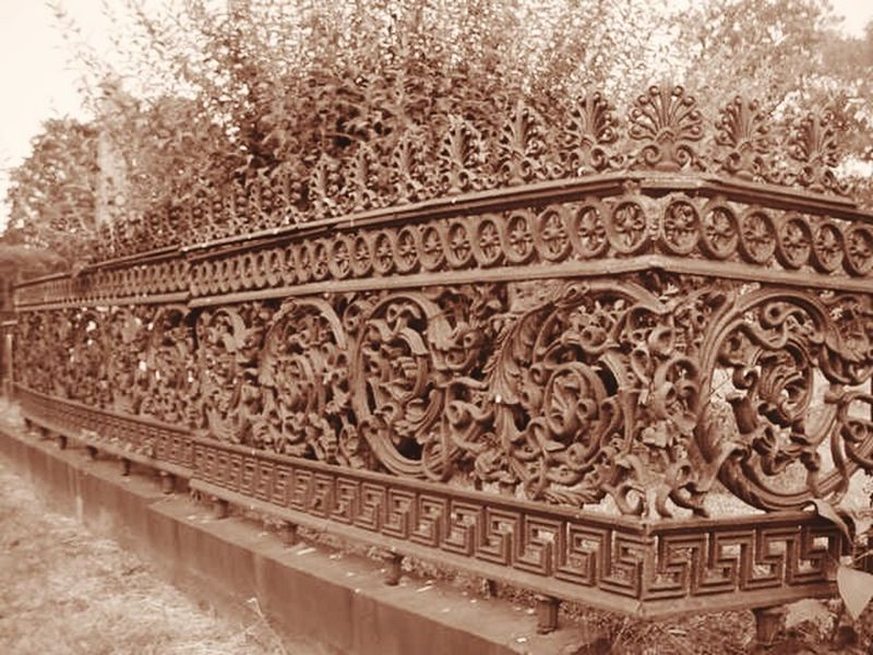 Built Structure No People Architecture History Eyeeminstagram Check This Out Eyem Best Shots Taking Photos Travelingphotographer Photography Eye4photography  Outdoors Sepia_collection Hollywoodcemetery Richmond, VA Sepiatone Sepia Edit