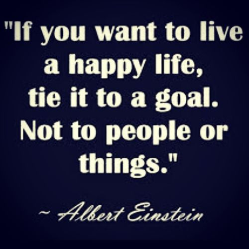 Set your goals... Happylife Settingyourgoals WorkingHard Achievingthebest reapwhatyousow notpeople notthings nomaterialisticdesires reachforthemoon landamongthestars AlbertEinstein greatadvice