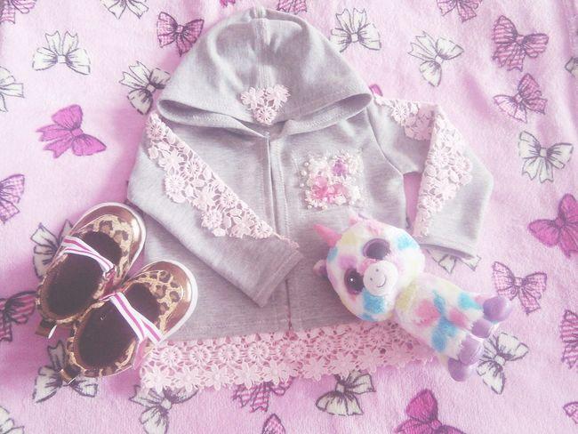 Handmade Mywork Sweet Babygirl LoveMyWork